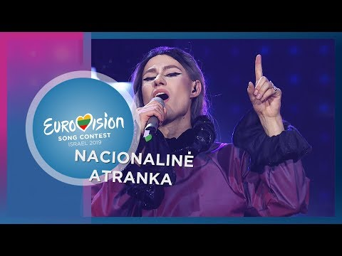"Alen Chicco - ""Your Cure"" - Nacionalinė Eurovizijos atranka"