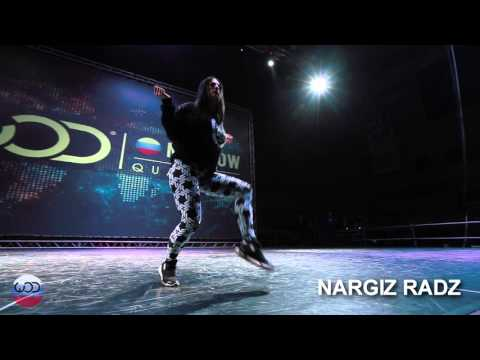 Nargiz Radz Frontrow WORLD OF DANCE   #WODMOSCOW2015   #WODRUSSIA