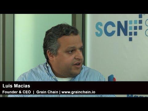 GrainChain | Luis Macias | CEO & Founder | CoinAgenda Caribbean