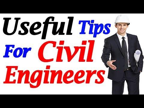 Useful Civil Engineering Tips For Site Engineers - Civil Engineering Points