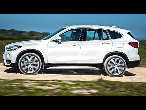 BMW X1 2016 Review First TV Commercial HD Small BMW SUV 2016 CARJAM TV HD 2015