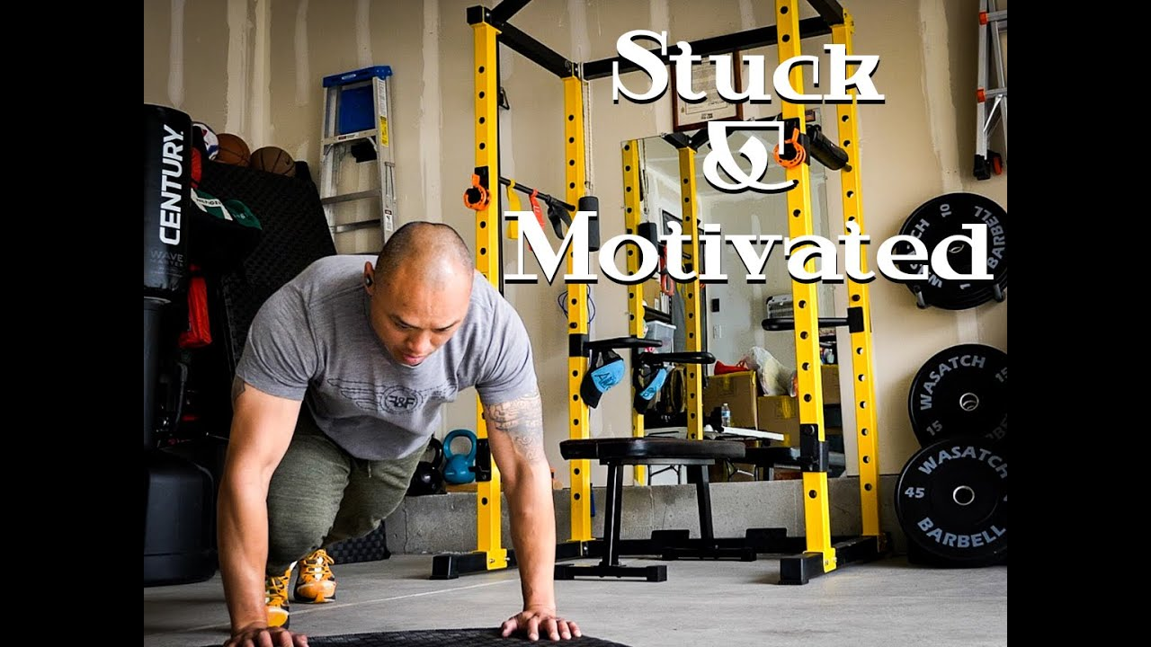 Feeling stuck and a little unmotivated? It's okay, we know how you feel. In this video I'll show you a quick, 4-minute workout, utilizing Tabata. A very effective high intensity interval training [HIIT] method.