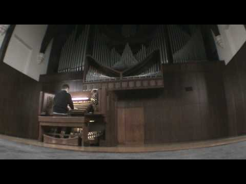 Naruto - Orochimaru's Theme - on Grand Organ