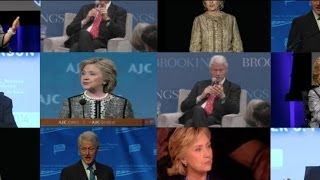 Hillary and Bill (Clinton) Fire Back Against 2016 Critics  5/18/14