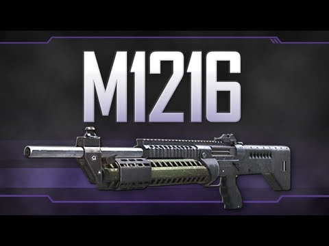 M1216 - Black Ops 2 Weapon Guide