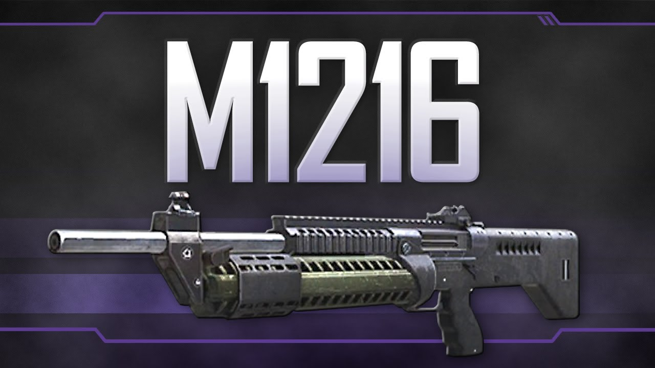 M1216 - Black Ops 2 Weapon Guide - YouTube M1216