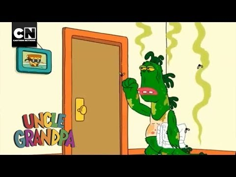 Email The Duck | Uncle Grandpa | Cartoon Network
