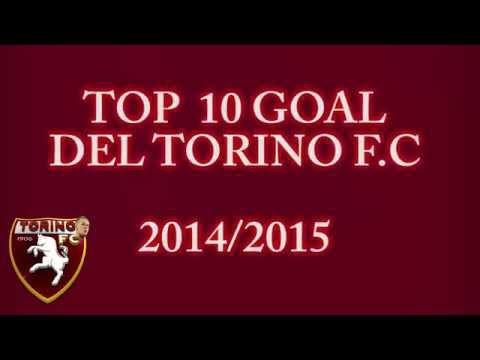 Top 10 Gol del Torino F.C - 2014/2015