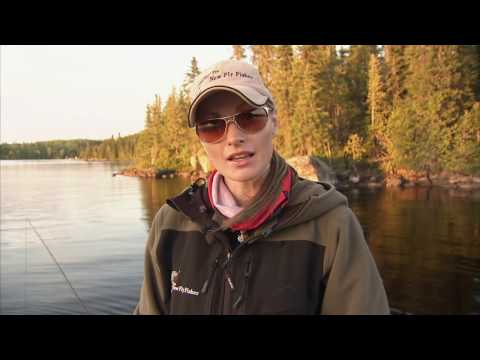 Walleye & Smallmouth On The Fly | Algoma