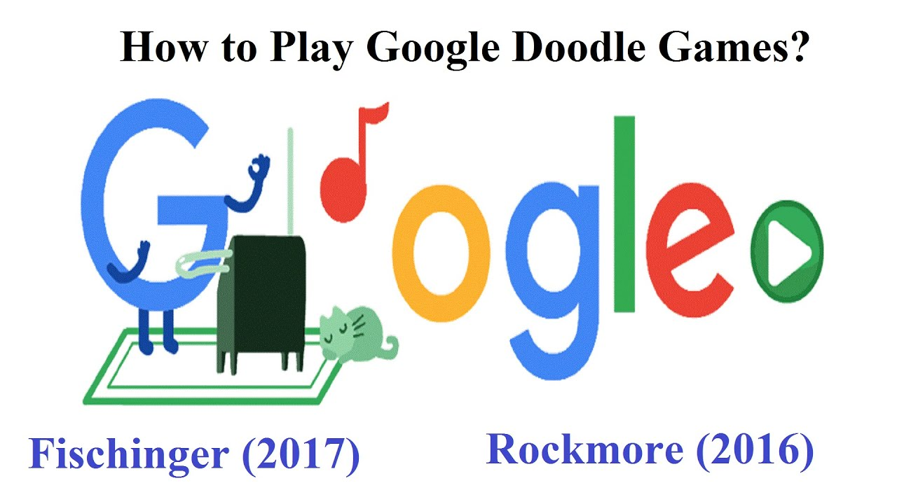 popular google doodle games how to play google doodle games rockmore fischinger play at home youtube popular google doodle games how to play google doodle games rockmore fischinger play at home