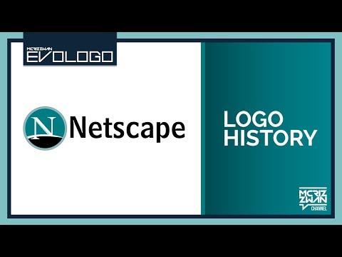 Netscape Logo History | Evologo [Evolution of Logo]