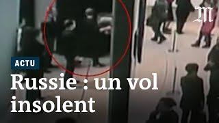 Tableau volé en Russie : pourquoi c'est rare... et inutile