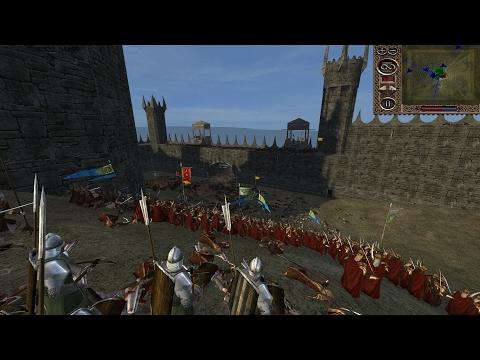 --BLOOD ON THE BALD HILL- 2v3 Siege of Dol Guldur