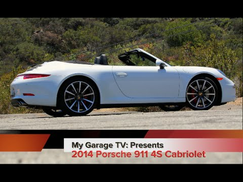 Porsche Carrera S Cabriolet The Best All Around - Best all around sports car