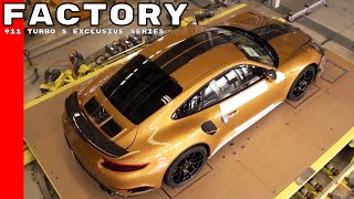 Download Porsche 911 Turbo S Exclusive Series Factory Mp3 and Videos