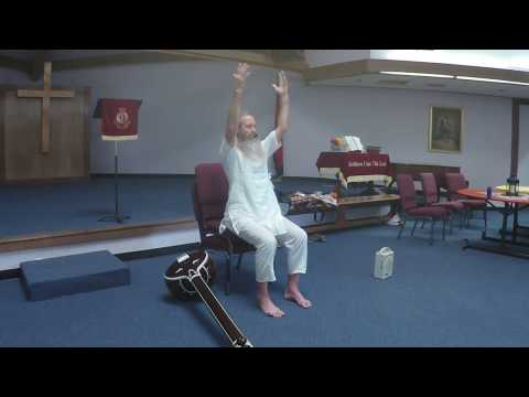 Chair Yoga: PrāṇāVidyā (C) – Practicing the Awareness, Knowledge, and Experience of Prāṇa