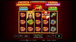 Pyramid Fortunes kostenlos spielen - Novomatic / 707 Games