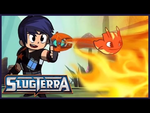 Slugterra Gameplay - Slug It Out - PART 1