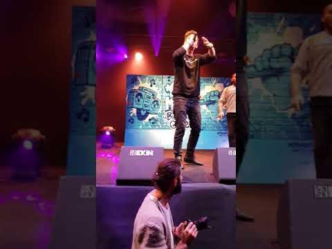 Allame - Sevilmiyor |Rap Mahal| live