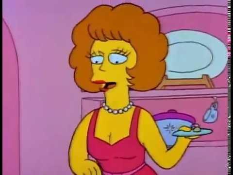 Homero vestido de novia capitulo