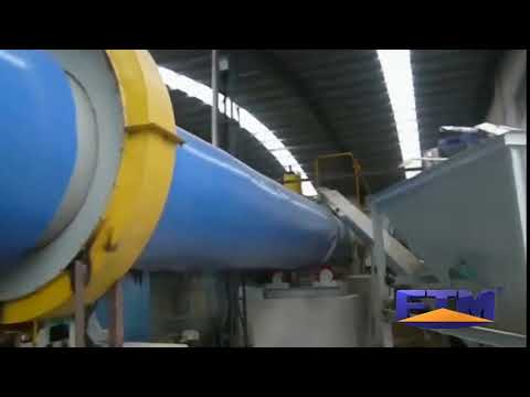 Fly Ash Dryer, Rotary Dryer, Coal Dryer, Sand Dryer, Drum Dryer, Lignite Dryer, Sawdust Dryer