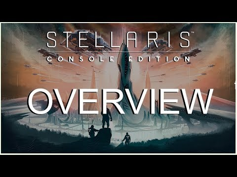 Stellaris Console Edition - Grand Strategy On Console, And It Works