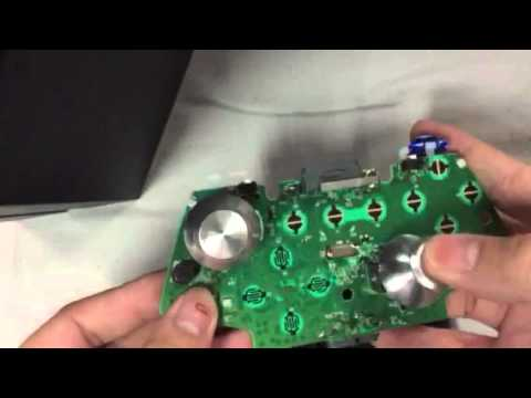 Testing for Xbox 360 Metal Thumbstick
