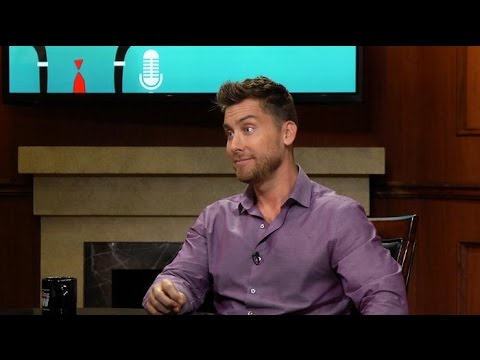 """Lance Bass on Donald Trump: He is """"very disappointing""""   Larry King Now   Ora.TV"""