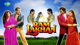 Mere Do Anmol Ratan - Mohammad Aziz - Kavita Krishnamurthy - Ram Lakhan [1989]
