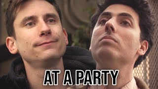 Parties are great UNTIL THE PERSON YOU HATE SHOWS UP (Two Guys Who Hate Each Other, Ep. #5)