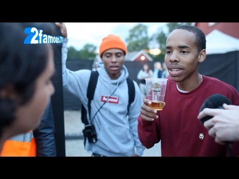 MIA WAS M.I.A., A THROUGH THE FENCE INTERVIEW: EARL SWEATSHIRT -- Hove Part 3