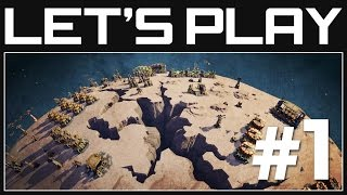 Planetary Annihilation Gameplay Part 1 - Galactic War