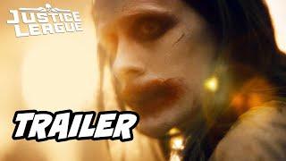 Justice League Snyder Cut Trailer 2021 und New Superman Movie Breakdown und Easter Eggs