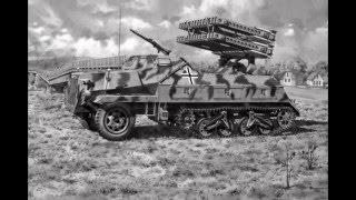 Wehrmacht WW2 Sd Kfz 4 Gleisketten-Lastkraftwagen - WW2 Wehrmacht SdKfz 4 Gleisketten-Lastkraftwagen