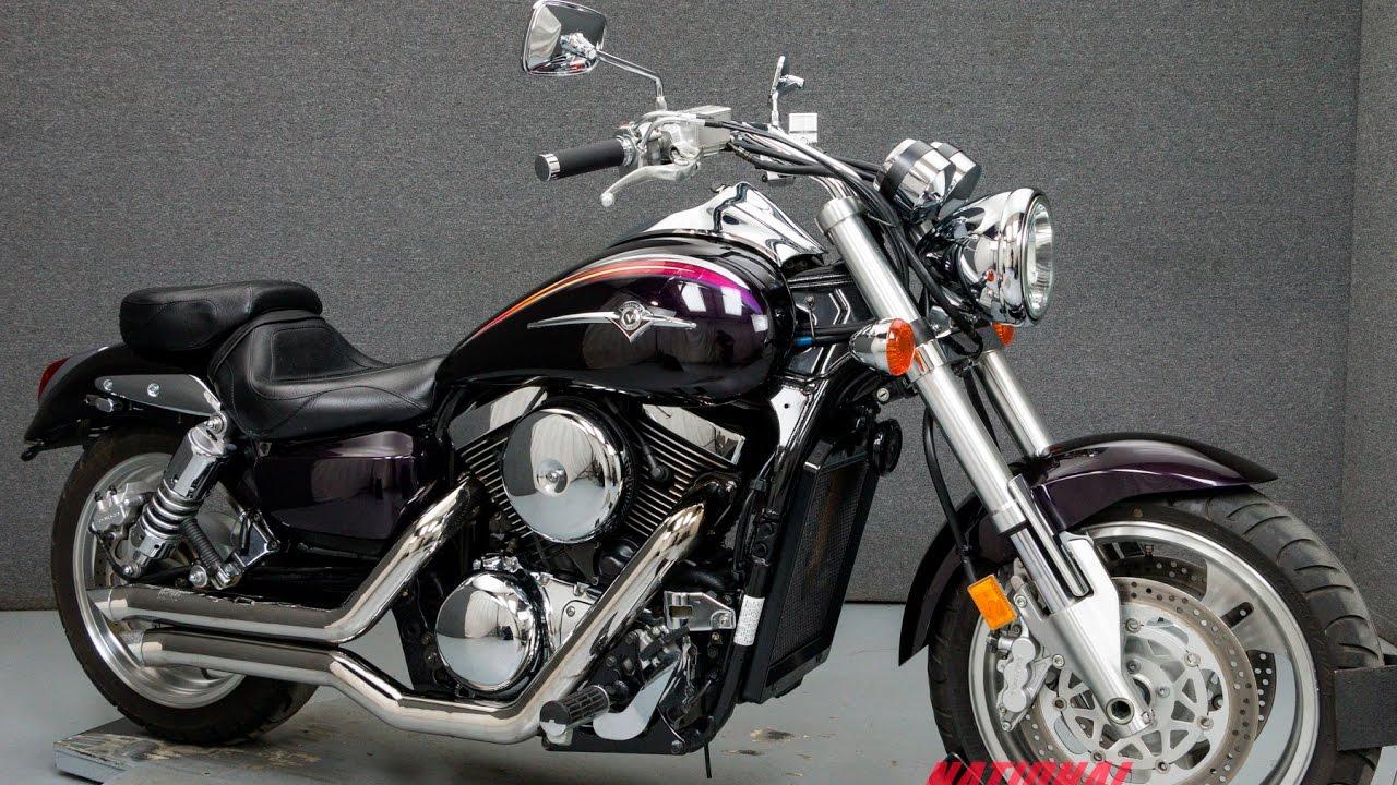 2003 Kawasaki Vn1500 Vulcan 1500 Mean Streak National Powersports