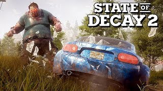 State of Decay 2 Gameplay German - Seuchenherz und Autodiebstahl