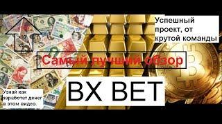 BX BET инновационная платформа для ставок на спорт