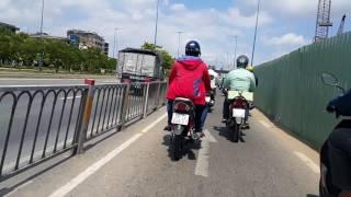 208 Bến Nguyễn Duy,Cầu Chà Và,Quận 8, Quận 5,Sài Gòn trưa 11.4.2017(5)