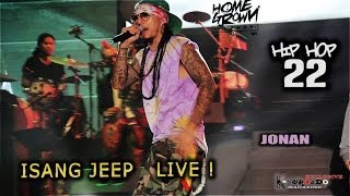 Repeat youtube video ISANG JEEP - LIVE  FULL PERFORMANCE
