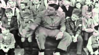 Howdy Doody episode 'Shrinking Machine' from 1958 (video)