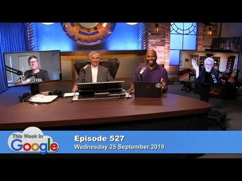Quantum Supremacy Achieved - This Week in Google 527