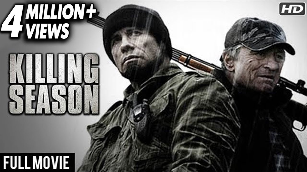 Killing Season (2013) Hindi Dubbed Dual Audio Movie