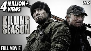 KILLING SEASON | Hindi Dubbed Movie | Hollywood Dubbed Movies | Action Movies | Full Movie