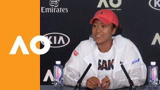 Naomi Osaka press conference   Australian Open 2020 (1R)