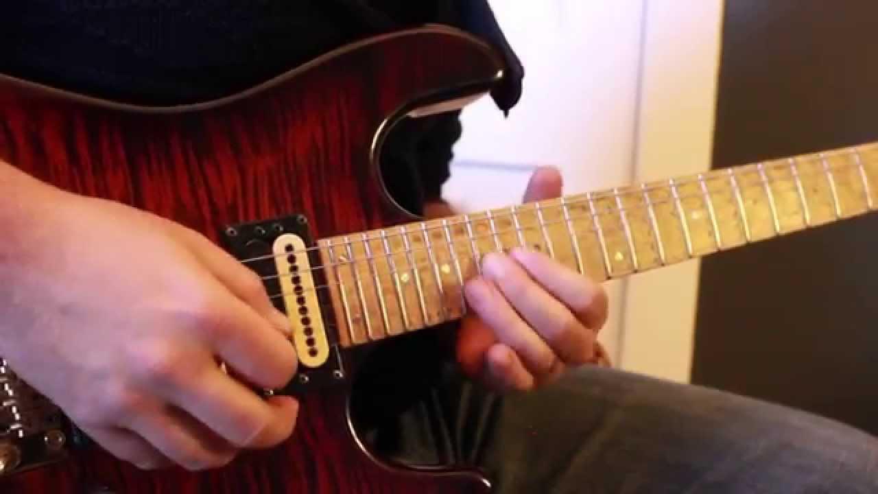 Do You Hear What I Hear - Christmas Carol (Rock Guitar Cover) - Ryan Minor - YouTube