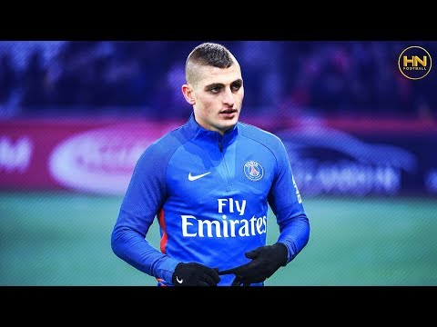 Marco Verratti - Ultimate Tackles, Skills & Goals - 2017/2018 HD