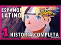 Naruto Storm 4 Road To Boruto Español Latino » Parte 1 / LA HISTORIA DE BORUTO COMPLETA « [HD]