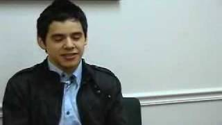 David Archuleta interviewed by BYU Daily News Utah