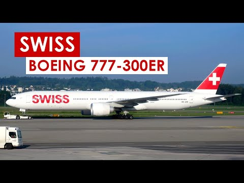 [Flight Report] SWISS   Zurich ✈ Sao Paulo   Boeing 777-300ER   Business