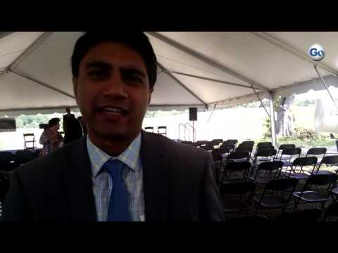 Rohan Patel on Transforming Arkwright Landfill to Solar Farm